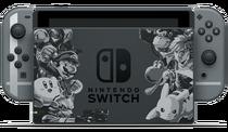 NintendoSwitch-EditionSuperSmashBros.Ultimate-Console