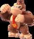 Art Donkey Kong Super Mario Party