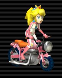Cyclo Vroum - Peach