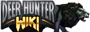 Deer Hunter wiki logo