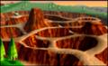 MK64 Yoshi Valley