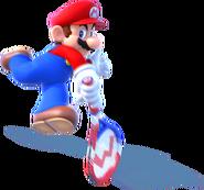 Mario-running - MTUS