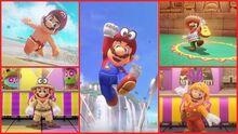 Mario odyssey costume