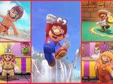 Liste des costumes de Super Mario Odyssey