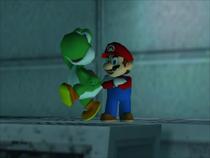 MetalGearSolidTheTwinsSnakes-Mario&Yoshi