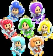 Princesses Libella