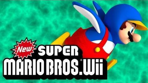 Super Mario Bros Wii 4 - PINGUIM!!!