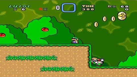 Super Mario World SNES Gameplay