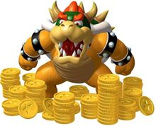 Bowser en Mario Party 3