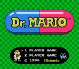 Dr. Mario (videojuego)
