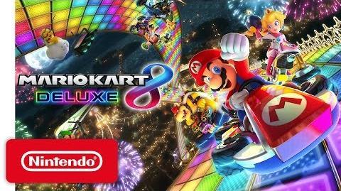 Fireballfire27/Mario Kart 8 Deluxe