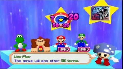 Mario Party 3 Nintendo 64 Longplay