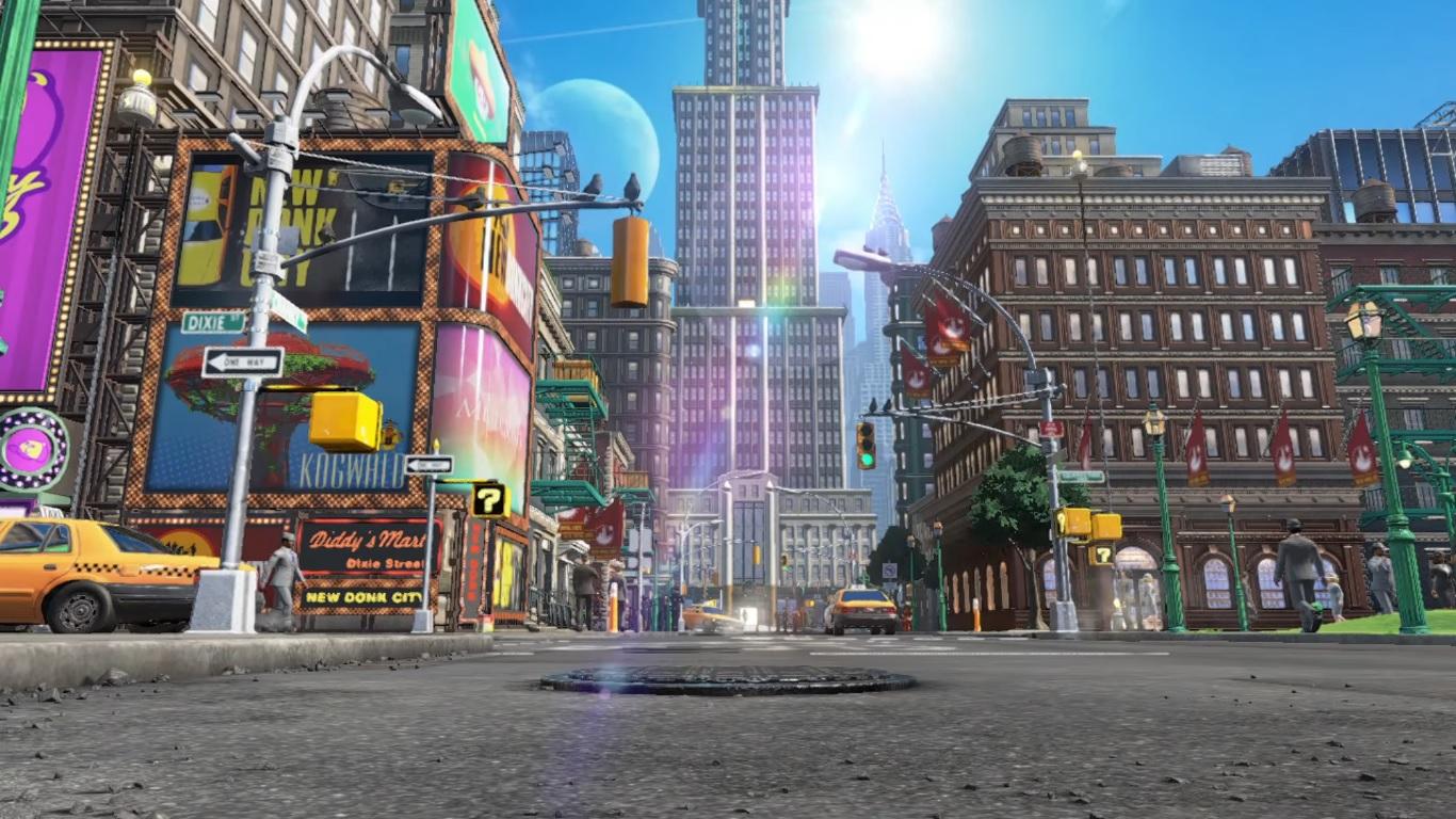 8 Bit Pixel Art City HD Artist 4k Wallpapers Images