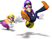 Wario & Waluigi - Sports Mix