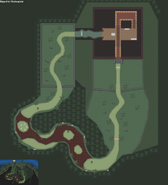 Luigi's Mansion Map MKDS