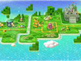 Monde 1 (Super Mario 3D World)