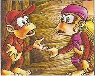Dixie Kong Comic 2