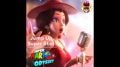 Jump Up, Super Star! ~ The Super Mario Players feat
