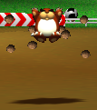 MK64 Screenshot Monty Maulwurf