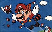 Mario en Grass land