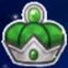 PegatinaReal Verde PMSS