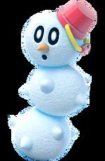 SM3DW Sprite Schnee-Pokey