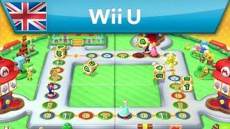 Mario Party 10 - amiibo Trailer (Wii U)