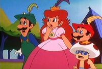 Robin et les gais Mario