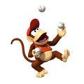 MSS Artwork Diddy Kong