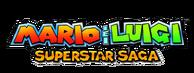Mario & Luigi Superstar Saga Logo