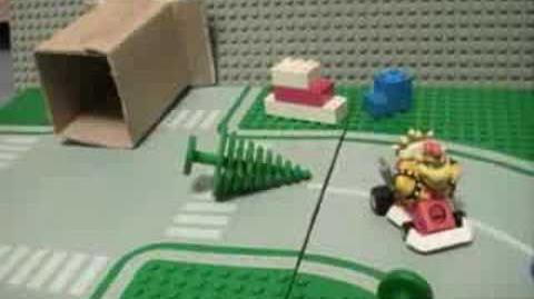 Mario Kart Animation!