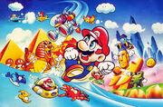 Mario land entero