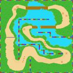 Plaine Donut 3 - MKSC (parcours)