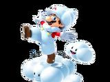 Mario nuage