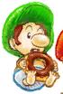 BabyLuigiArcadeGP2 CookieMonster