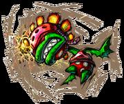 Flora Piranha - MSCF