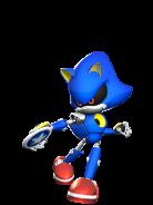 Metal Sonic MSLOG