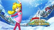 Peach Voice Clips Mario & Sonic at the Olympic Winter Games