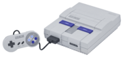 Super Nintendo Entertainment System - Model