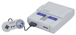 Super Nintendo Entertainment System - Model
