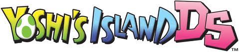 Yoshis Island DS logo