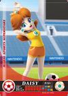 Carte amiibo Daisy football