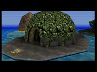 DK64 Screenshot K Lumsys Insel