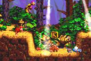 DKC2GBA Screenshot Geistergrube 3