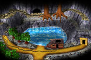 DKC3GBA Screenshot Krematoa