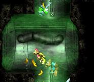 DKC3 Screenshot Laues Labyrinth 3