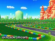 MKDS Peach Circuit