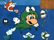 Mario-frog