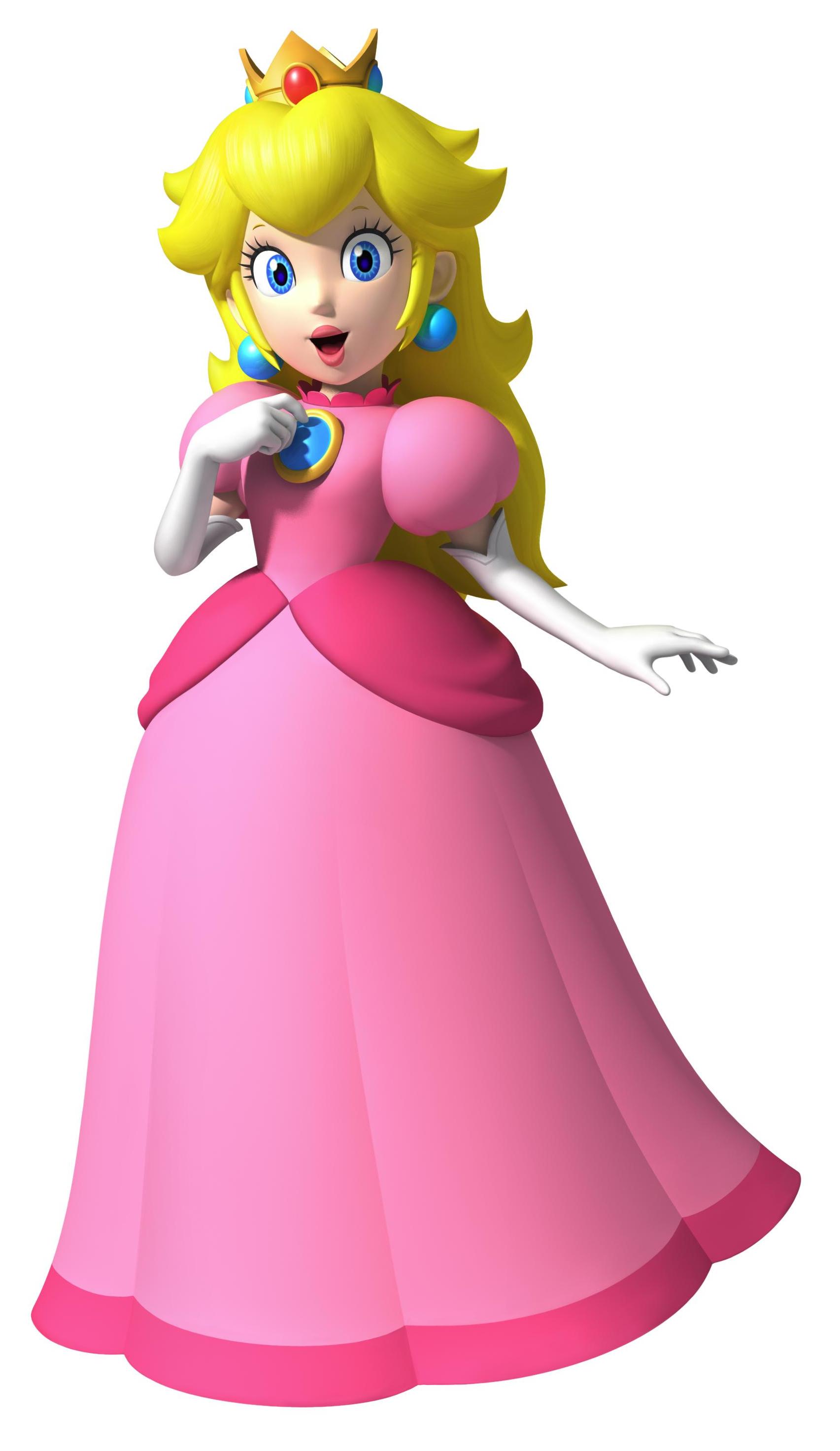 Peach Prinzessin