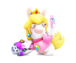 Rabbid Peach - MRKB